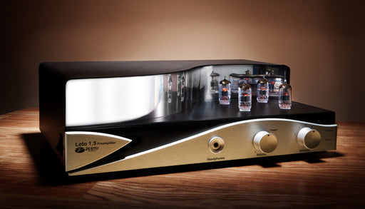 Zesto Audio Leto 1.5 Vacuum Tube Preamplifier - Safe and Sound HQ