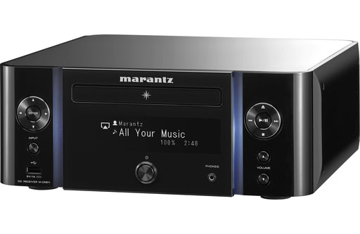 Marantz M-CR612 Network CD Receiver with HEOS, FM/AM, Bluetooth, AirPlay 2 and Voice Control Open Box - Safe and Sound HQ