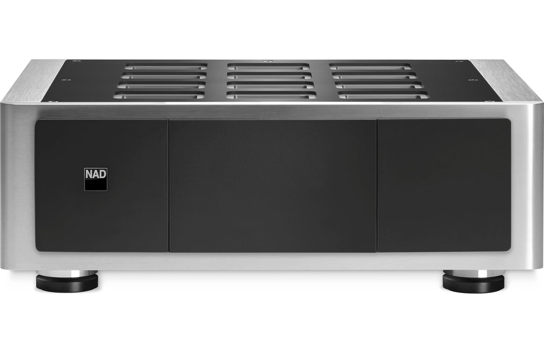 NAD Electronics M27 Hybrid Digital 7 Channel Power Amplifier - Safe and Sound HQ