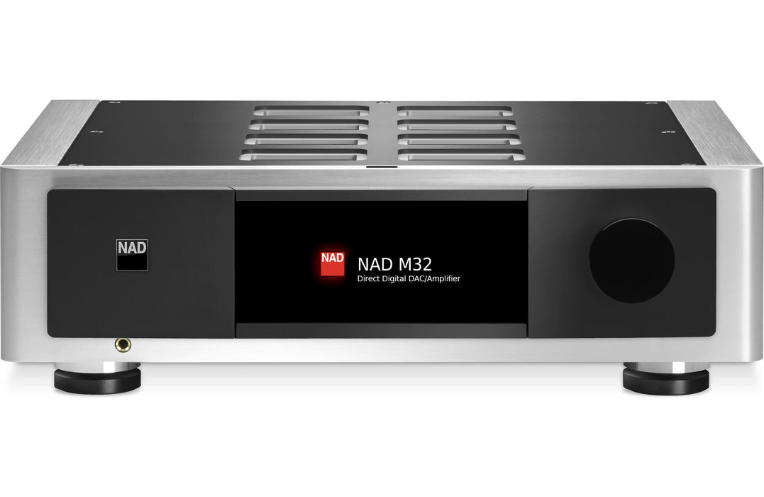 NAD Electronics M32 Masters Series DirectDigital Integrated Amplifier Factory Refurbished - Safe and Sound HQ