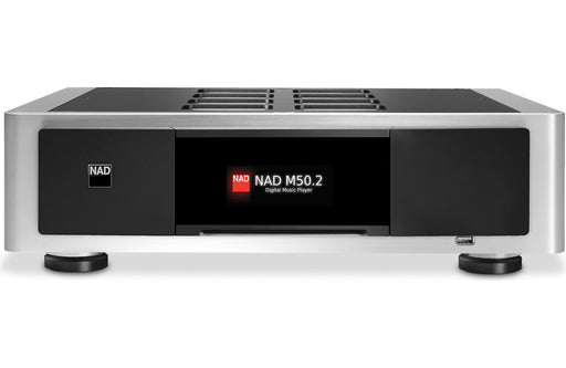 NAD Electronics M50.2 Digital Music Streamer Factory Refurbished - Safe and Sound HQ