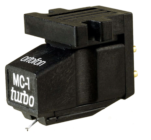 Ortofon Turbo MC-1 High Output Moving Coil Phono Cartridge - Safe and Sound HQ