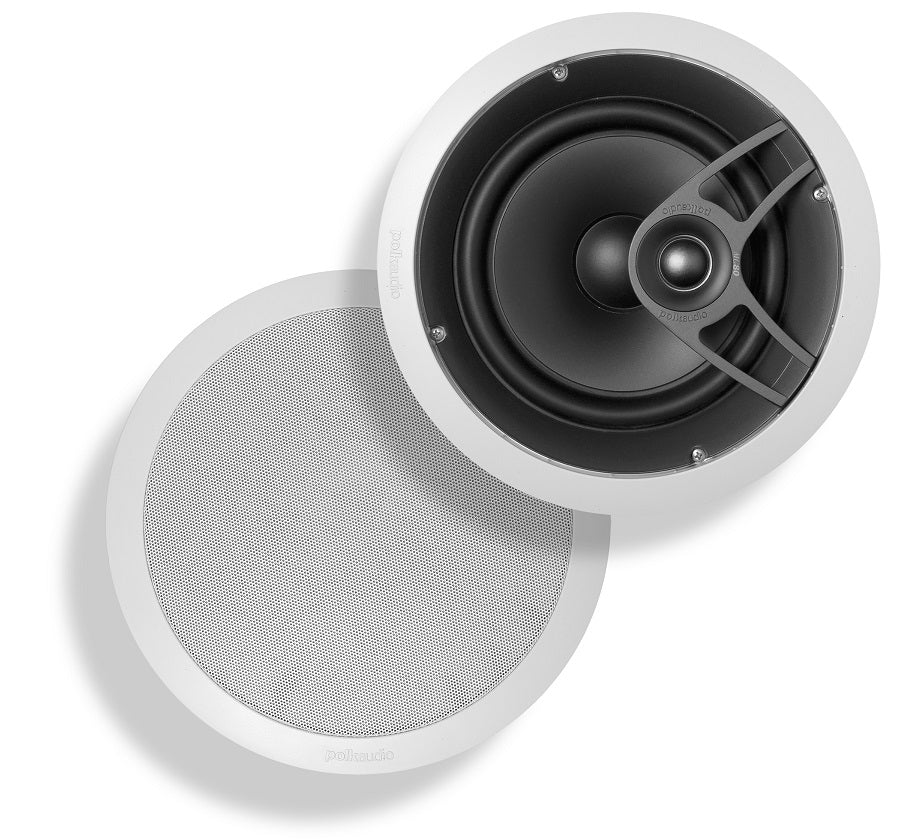 Polk Audio MC80 In-Ceiling Speaker (Each) - Safe and Sound HQ