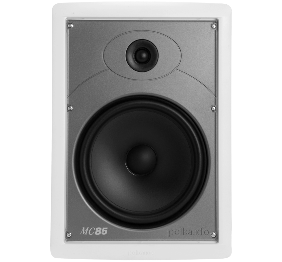 Polk Audio MC85 In-Wall Speaker (Each) - Safe and Sound HQ