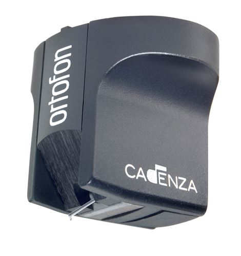 Ortofon MC Cadenza Black Phono Cartridge - Safe and Sound HQ