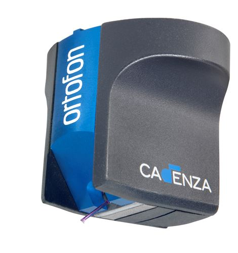 Ortofon MC Cadenza Blue Phono Cartridge - Safe and Sound HQ