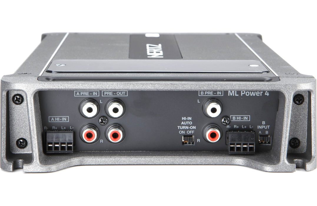 Hertz Mille ML Power 4 D-Class 4 Channel Amplifier - Safe and Sound HQ