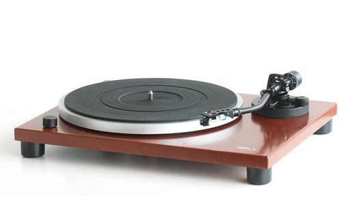 Music Hall MMF-1.5 Turntable with Built-In Phono Preamp and Cartridge - Safe and Sound HQ
