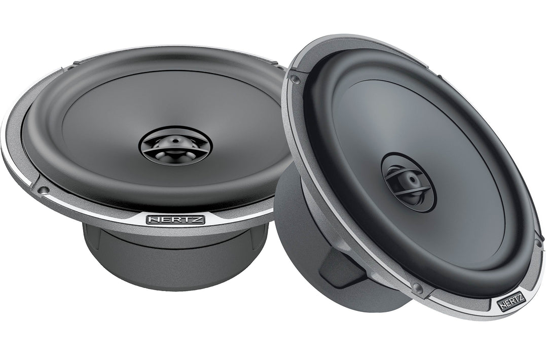 "Hertz MPX 165.3 Mille Pro 2-Way 6.5"" Coaxial Speaker (Pair) - Safe and Sound HQ"