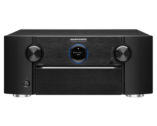 Marantz SR7015 9.2 Channel 8K AV receiver with 3D Audio, HEOS, and Voice Control Open Box - Safe and Sound HQ