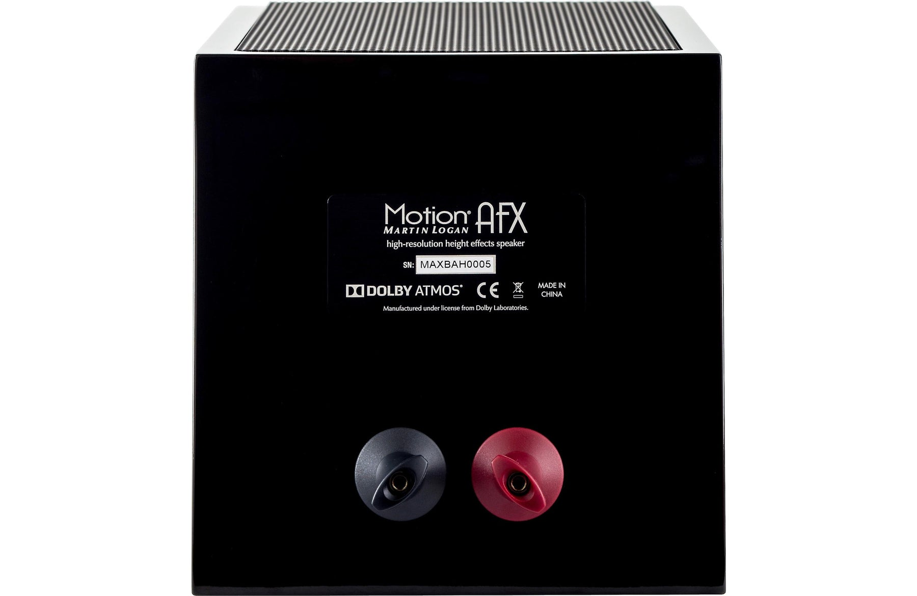 Martin Logan Motion AFX Dolby ATMOS Enabled Speakers Open Box (Pair) - Safe and Sound HQ