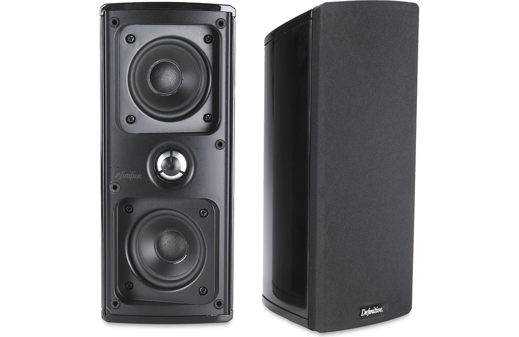 Definitive Technology Mythos Gem High Performance Compact Loudspeaker Open Box (Pair) - Safe and Sound HQ