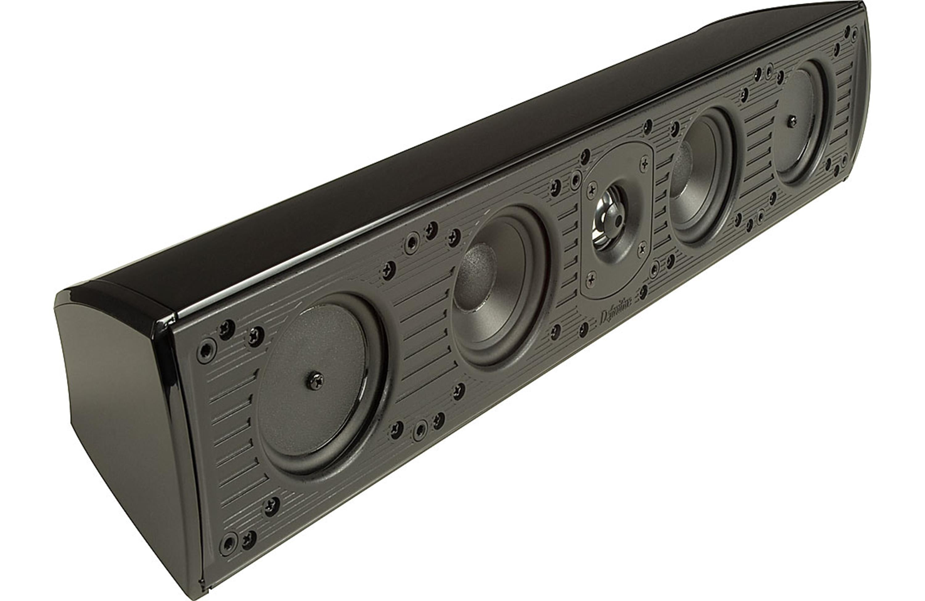 Definitive Technology Mythos Seven Table-Top and On-Wall Center Channel  Loudspeaker