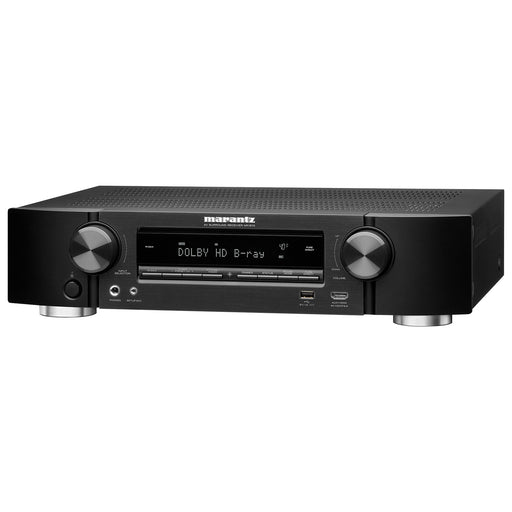 Marantz NR1510 Slim 5.2 Channel 4k HD A/V Receiver with HEOS - Safe and Sound HQ