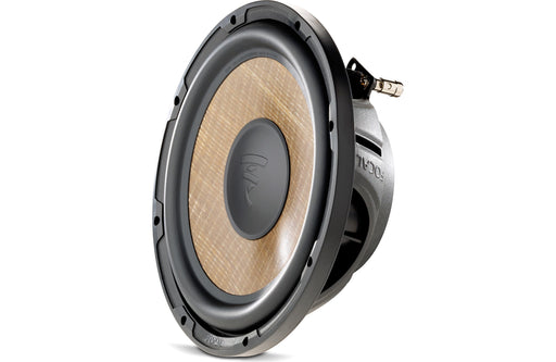 "Focal SUB P25FS Performance Expert 10"" Shallow 4 Ohm Subwoofer (Each) - Safe and Sound HQ"