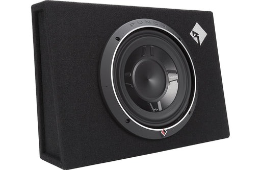 "Rockford Fosgate P3S-1X10 Punch Single P3 10"" Shallow Loaded Enclosure - Safe and Sound HQ"