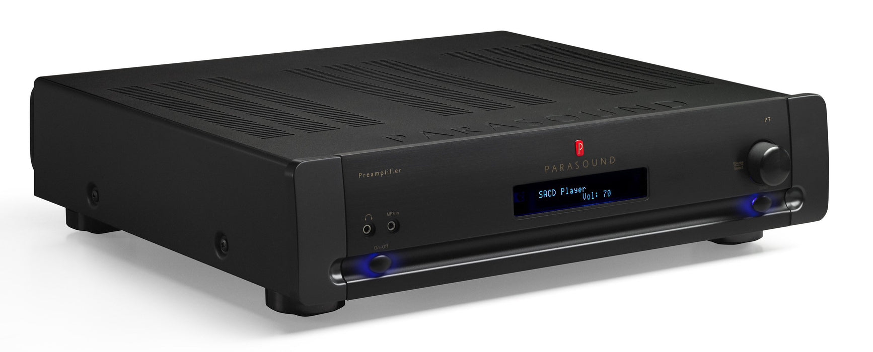 Parasound Halo P7 7.1 Channel Preamplifier B-Stock Full Warranty - Safe and Sound HQ