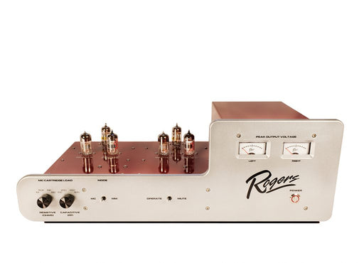 Rogers High Fidelity PA-1A Class A Dual Mono Phono Preamplifier - Safe and Sound HQ