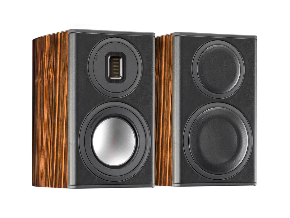 Monitor Audio PL 100 II Platinum Series Bookshelf LoudSpeakers (Pair) - Safe and Sound HQ