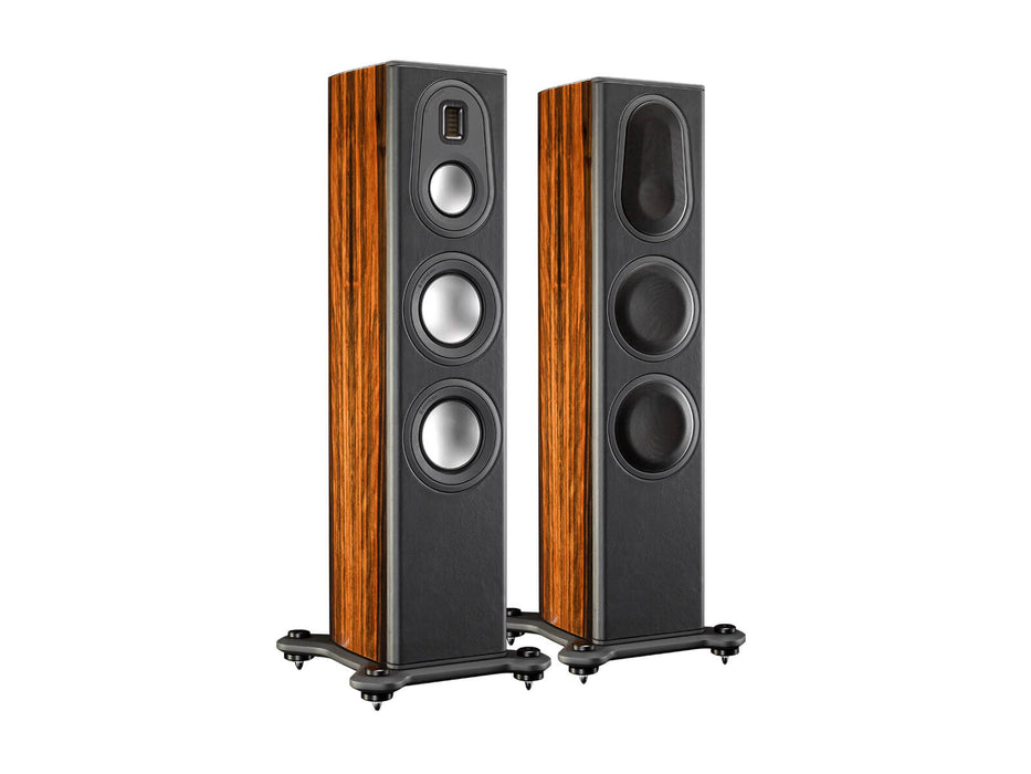 Monitor Audio PL 200 II Platinum Series Floorstanding LoudSpeakers (Pair) - Safe and Sound HQ
