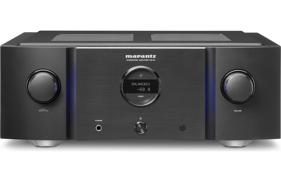 Marantz PM-10 Reference Integrated Amplifier Open Box - Safe and Sound HQ