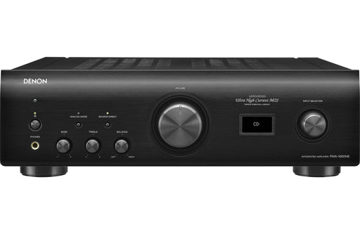 Denon PMA-1600NE Integrated Amp with DAC Mode for High Resolution Audio - Safe and Sound HQ