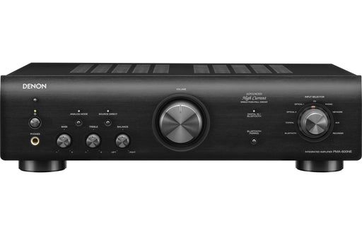 Denon PMA-600NE Stereo Integrated Amplifier with Bluetooth - Safe and Sound HQ