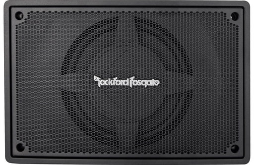 "Rockford Fosgate PS-8 Punch Single 8"" Amplified Loaded Enclosure - Safe and Sound HQ"