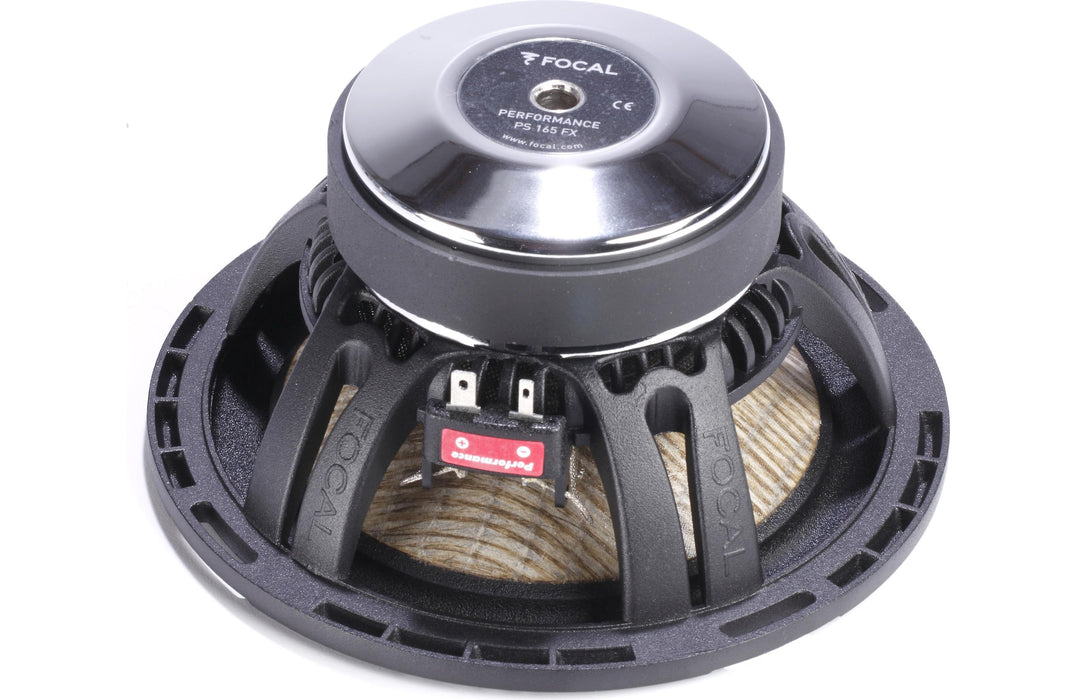 "Focal PS 165 FX Performance Expert 6.5"" 2 Way Component Speaker (Pair) - Safe and Sound HQ"