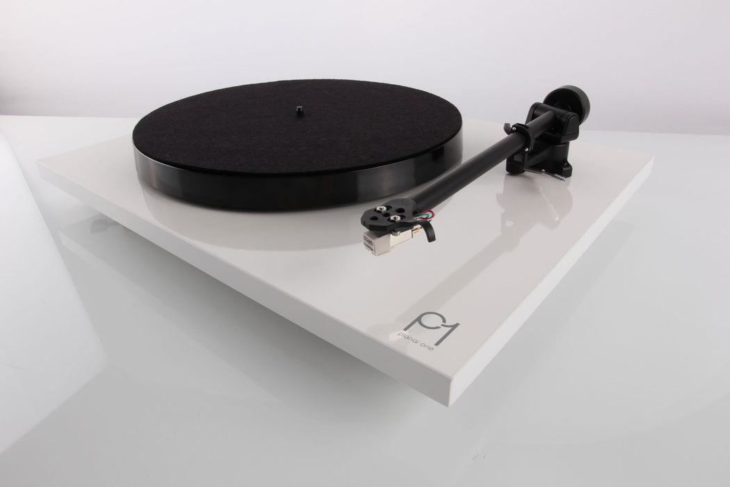 Rega Planar 1 Turntable Open Box - Safe and Sound HQ