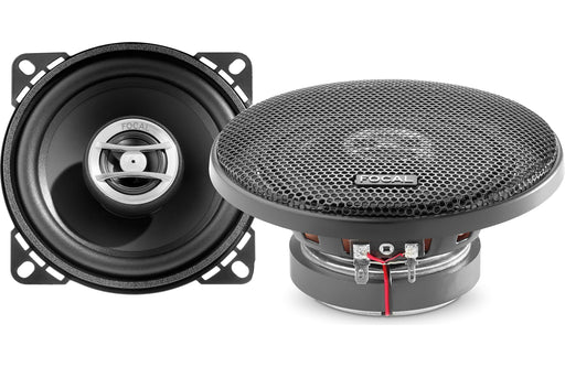 "Focal RCX-100 Performance Auditor 4"" 2 Way Coaxial Speaker (Pair) - Safe and Sound HQ"