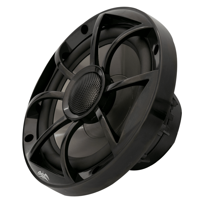 "Wet Sounds RECON 6-BG 6.5"" Coaxial Speaker (Pair) - Safe and Sound HQ"