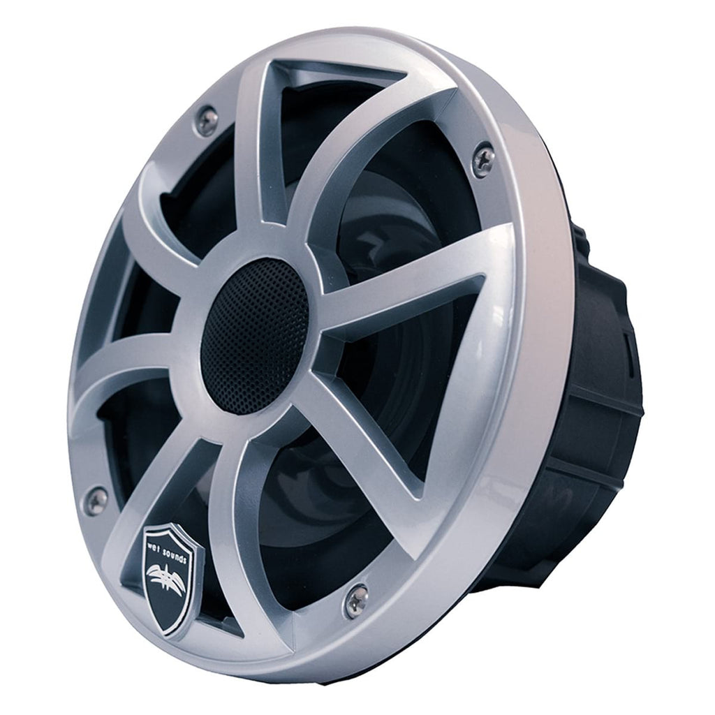 "Wet Sounds REVO 6 6.5"" Marine Coaxial Full Range Speaker (Pair) - Safe and Sound HQ"
