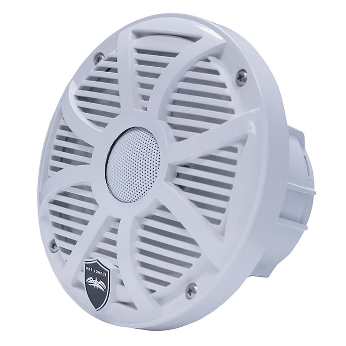 "Wet Sounds REVO 8 8"" Marine Coaxial Full Range Speaker (Pair) - Safe and Sound HQ"