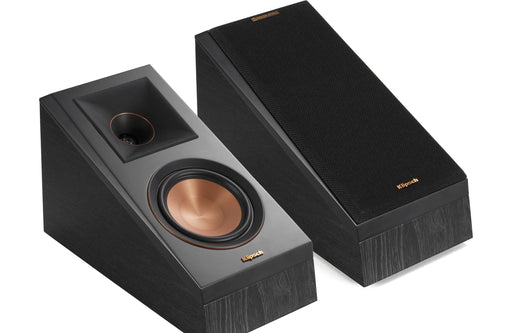 Klipsch RP-500SA Dolby Atmos Elevation Surround Speaker Open Box (Pair) - Safe and Sound HQ
