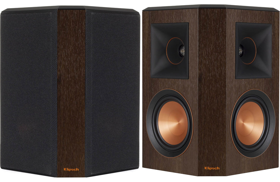 Klipsch RP-502S Reference Premiere Surround Sound Speaker Open Box (Pair) - Safe and Sound HQ