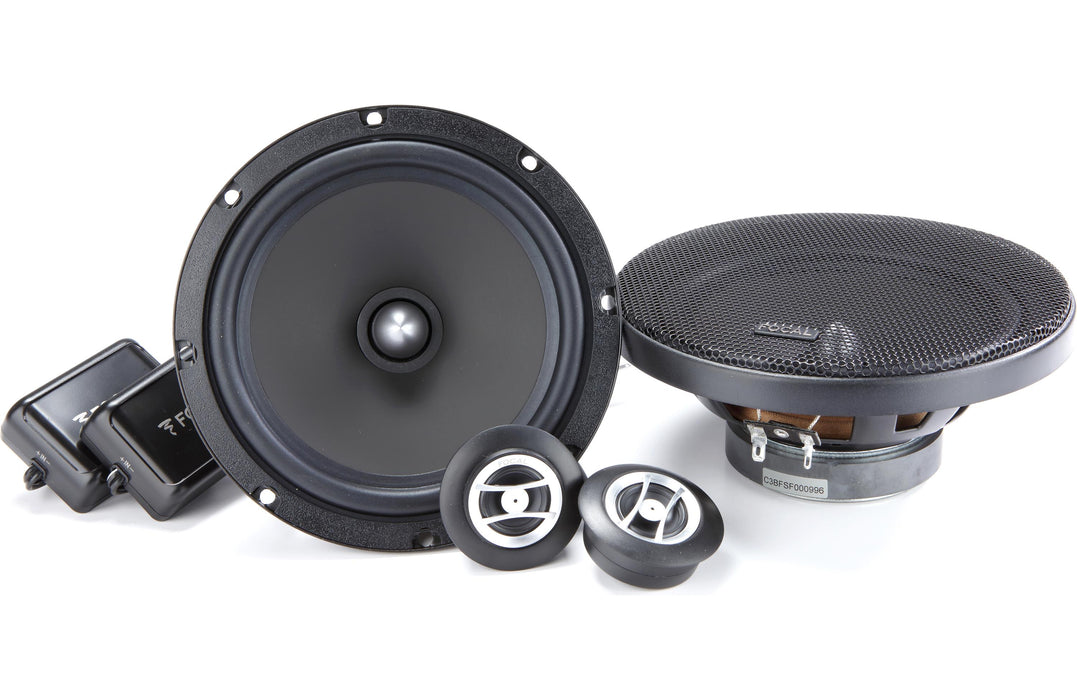 "Focal RSE-165 Performance Auditor 6.5"" 2 Way Component Speaker (Pair) - Safe and Sound HQ"