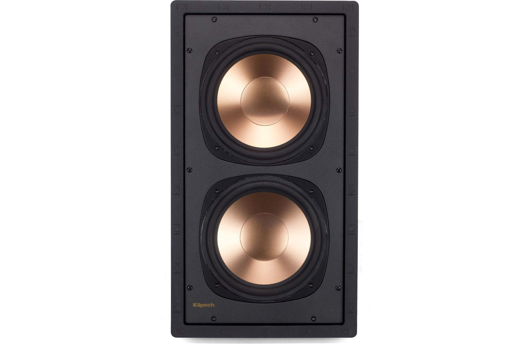 Klipsch RW-5802 II In-Wall Subwoofer (Each) - Safe and Sound HQ