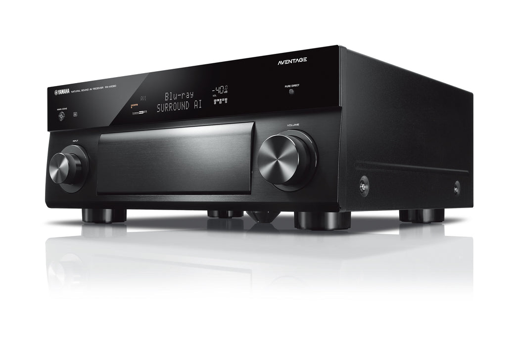 Yamaha RX-A1080 Aventage 7.2 Channel AV Receiver with MusicCast Customer Return - Safe and Sound HQ