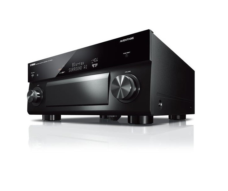 Yamaha RX-A2080 Aventage 9.2 Channel AV Receiver with MusicCast - Safe and Sound HQ