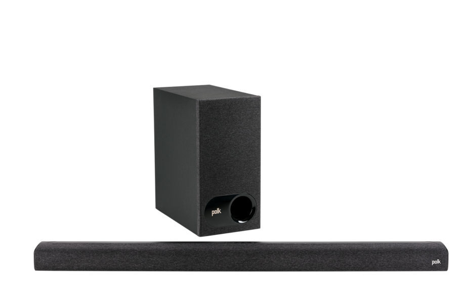 Polk Audio Signa S3  Universal TV Sound Bar and Wireless Subwoofer System with Chromecast - Safe and Sound HQ