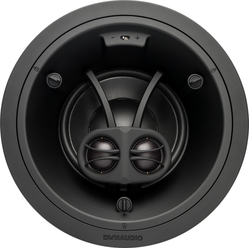 Dynaudio S4-DVC65 Custom Install Studio Series Dual Voice Coil In-Ceiling Speaker (Each) - Safe and Sound HQ