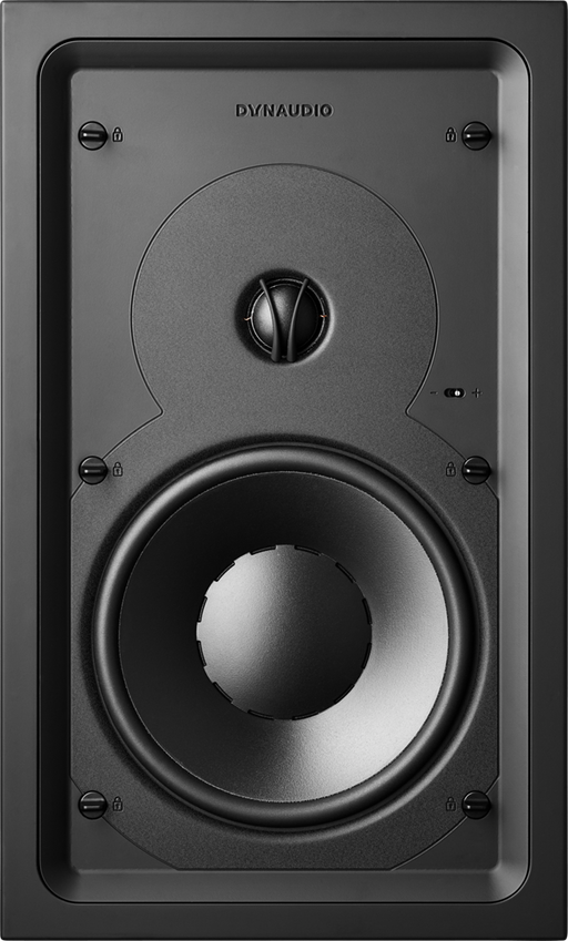 Dynaudio S4-W80 Custom Install Studio Series 2-Way In-Wall Speaker (Each) - Safe and Sound HQ