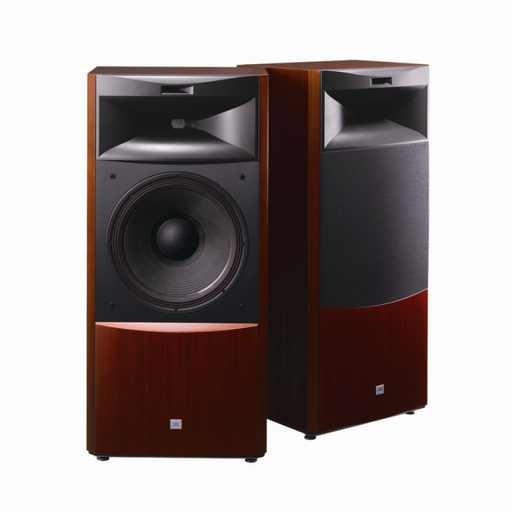 "JBL S4700 3-Way 15"" Floorstanding Loudspeaker (Pair) - Safe and Sound HQ"
