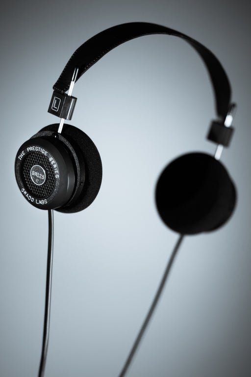 Grado Labs SR125e Prestige Series Headphones - Safe and Sound HQ