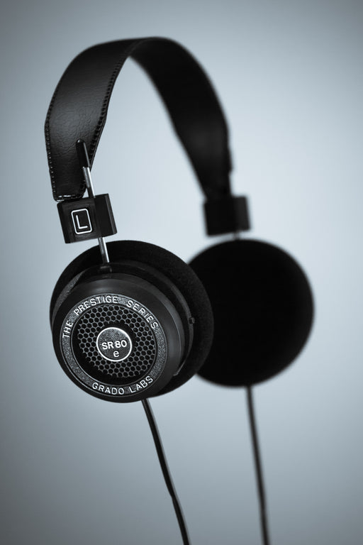 Grado Labs SR80e Prestige Series Headphones - Safe and Sound HQ