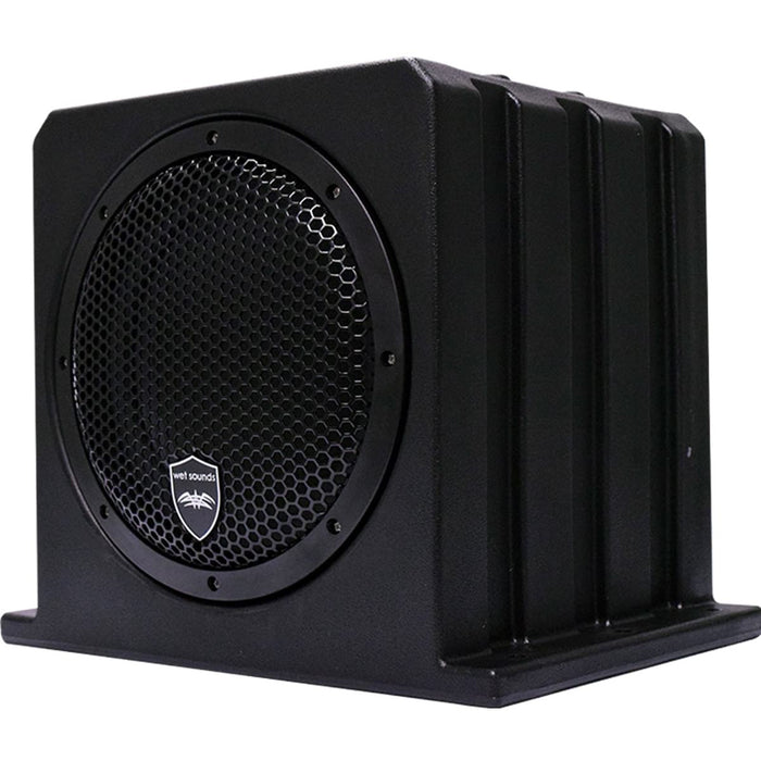 "Wet Sounds STEALTH AS-10 10"" Active Marine Sub Enclosure - Safe and Sound HQ"
