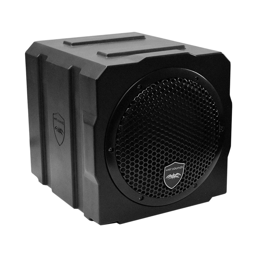 "Wet Sounds STEALTH AS-8 8"" Active Marine Sub Enclosure - Safe and Sound HQ"