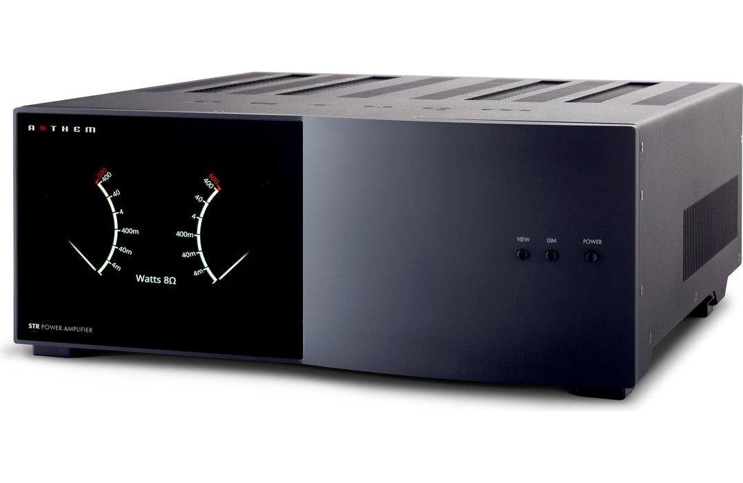 Anthem STR Series Two Channel Power Amplifier - Safe and Sound HQ