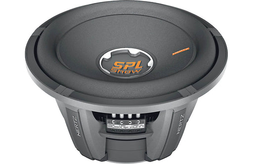 "Hertz SX 380D SPL Show 15"" Dual 2 Ohm Component Subwoofer (Each) - Safe and Sound HQ"